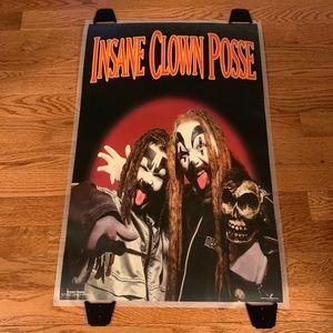 Other - Rare ICP Insane Clown Posse 1997 Poster